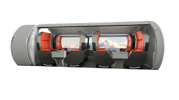 舱顶储物箱,储物座椅和内置电视屏幕的座椅,就是这些你熟知的飞机机舱