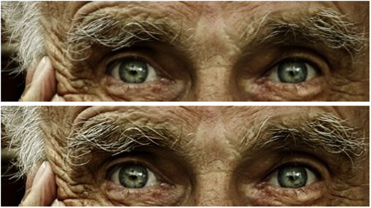谷歌超分辨率技术 RAISR :模糊图片瞬变高清,速度提升数十倍