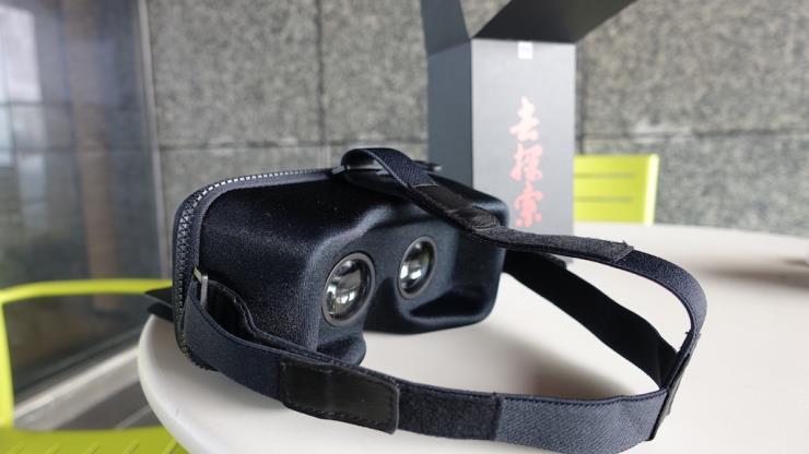 小米VR盒子评测 真的只是个玩具